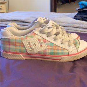 Woman's Plaid DC Shoes
